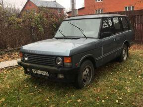 Land Rover Range Rover, 1987