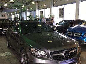 Mercedes-Benz C-класс, 2016