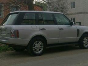 Land Rover Range Rover Evoque, 2006