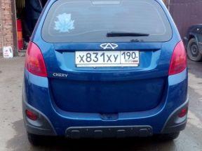 Chery IndiS (S18D), 2013