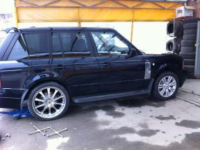 Land Rover Range Rover, 2009 фото-1