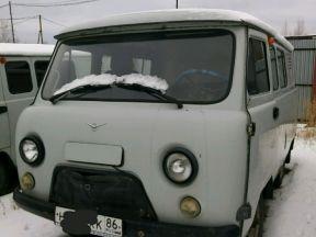 УАЗ 452 Буханка, 2012