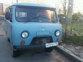 УАЗ 3909, 1999