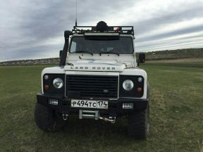 Land Rover Defender, 2008