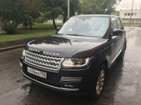 Land Rover Range Rover, 2013