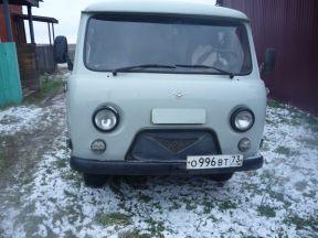 УАЗ 3909, 2010