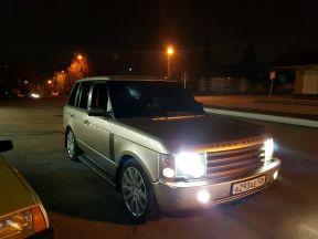 Land Rover Range Rover Evoque, 2002