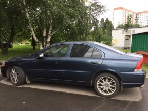 Volvo S60, 2007