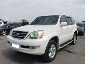 Lexus GX, 2007