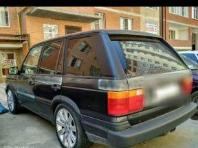 Land Rover Range Rover Evoque, 1998