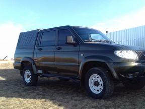 УАЗ Pickup, 2013
