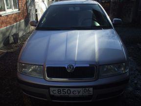 Skoda Octavia, 2007