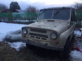 УАЗ 469, 1989