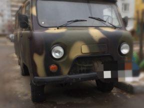 УАЗ 452 Буханка, 1998
