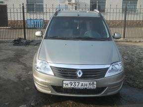 Renault Logan, 2012 фото-1