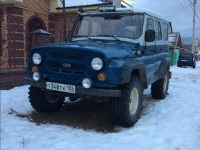 УАЗ 31512, 1997