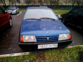 ВАЗ 21099, 2003