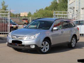 Subaru Outback, 2012