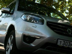Renault Koleos, 2012 фото-1