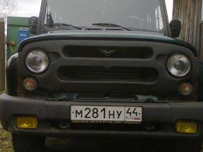 УАЗ Hunter, 2007