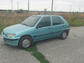 Peugeot 106, 1998
