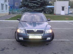 Skoda Octavia, 2008