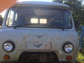 УАЗ 2206, 2003