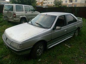 Peugeot 405, 1989