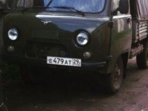 УАЗ 3303, 2010
