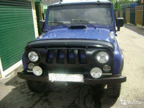 УАЗ 31519, 2001