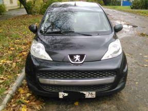 Peugeot 107, 2009