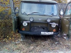 УАЗ 452 Буханка, 1997
