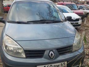 Renault Scenic, 2005