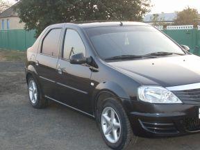 Renault Logan, 2013