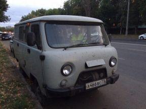УАЗ 3909, 2009
