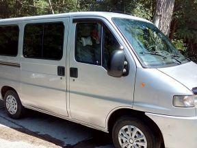 Peugeot Boxer, 2000