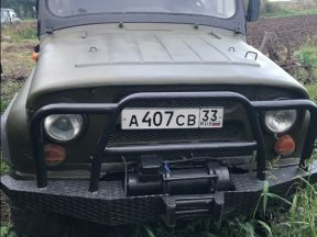 УАЗ 31514, 2002