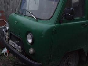УАЗ 3303, 1984