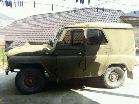 УАЗ 31514, 1984