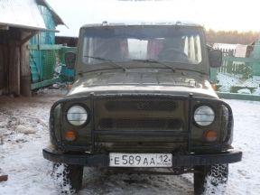 УАЗ 31514, 1998