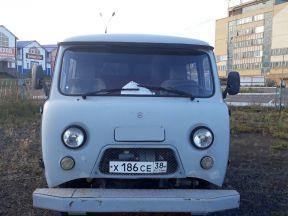 УАЗ 3909, 2008