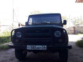 УАЗ 3151, 2007