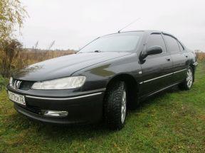 Peugeot 406, 2003