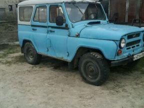 УАЗ 31514, 1996