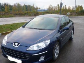 Peugeot 407, 2007