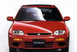 Mazda 323, 1994