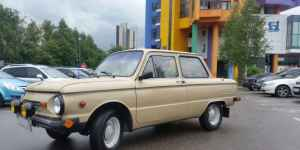 ЗАЗ 968 Запорожец, 1994
