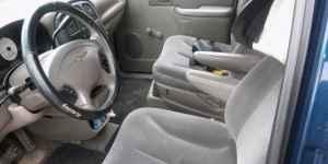 Chrysler Voyager, 2001