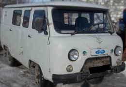 УАЗ 3909, 2004