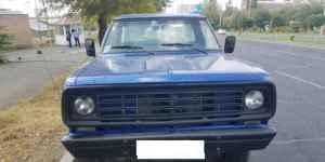 Dodge Ram, 1976